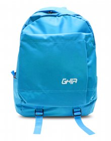 "Mochila Backpack GHIA 15.6"" Color Azul 3 Compartimientos"