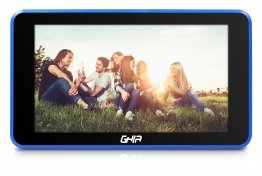 Tablet GHIA AXIS7 - Pantalla de 7'' - 8GB - 1024 x 600 Pixeles - Android 7.0 - Bluetooth - WLAN - Azul