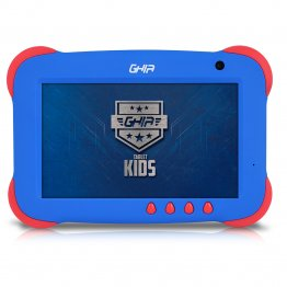 "Tablet GHIA Axis Kids - Pantalla de 7"" - Quad Core 1.2GHz - 1GB - 8GB - 0.2/3MP - Android 8.1 - Azul"