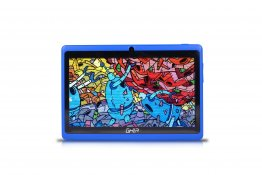 Tablet GHIA Any Quattro BT - Pantalla de 7'' - 8GB - 1024 x 600 Pixeles - Android 5.1 - Bluetooth - Azul