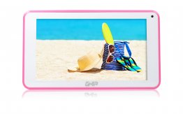 Tablet GHIA AXIS7 - Pantalla de 7'' - 8GB - 1024 x 600 Pixeles - Android 7.0 - Bluetooth - WLAN - Rosa