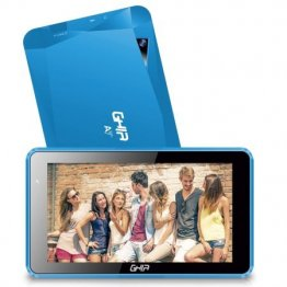 "Tablet GHIA GTABA7WFA - 7"" - Quad Core - 1GB - 16GB - Cámara 0.3MP/2MP - 2000mAh - Android 8.1 - Azul"