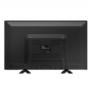 "Televisión LED GHIA - Pantalla de 24"" - HD 720P - HDMI - USB - VGA - PC 60 Hz"